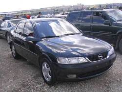 Opel Vectra B: ���������� �����, ����������� ����