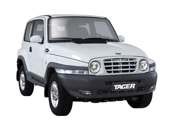ТагАЗ Tager - корейский