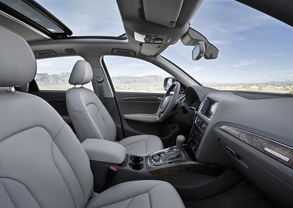 Тестдрайв: Audi Q5 3 tfsi (2 13) - YouTube