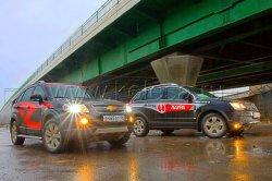 Chevrolet Captiva � Opel Antara: ������ ��������