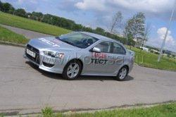 Mitsubishi Lancer: ������� ��� ���������