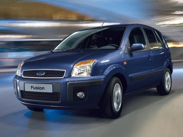 Ford fusion то
