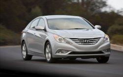 ��������� ������: Hyundai Sonata 2011