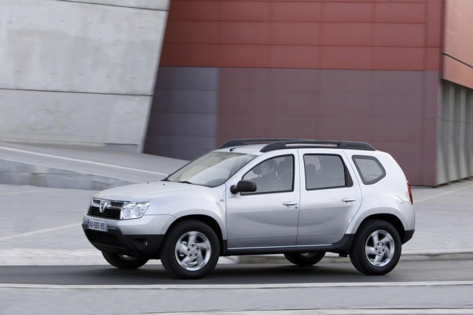Duster ����������� ����������� � ��������������� ����������