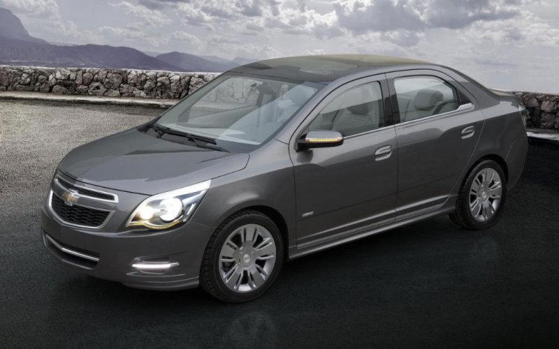 chevrolet cobalt и volkswagen polo sedan