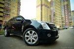 Cadillac SRX: Игра граней