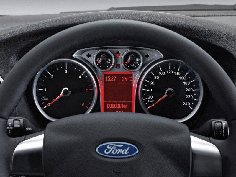 Бортовой Компьютер Форд Фокус 2 Дорестайлинг Инструкция - фото 2