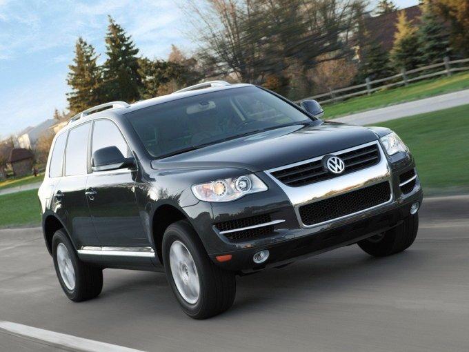 Volkswagen Touareg 2006-2010