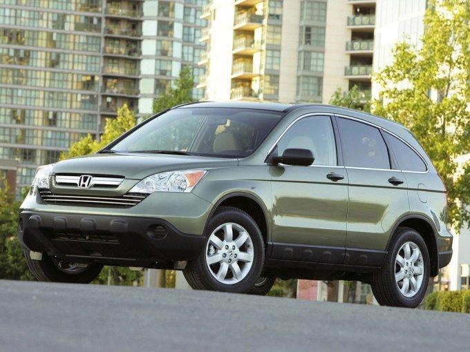 Honda CR-V третьего поколения (версия для США)