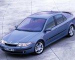 Renault Laguna / Renault Laguna II (2001-2007): ��������� ��������