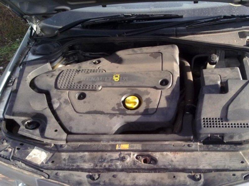 замена двигателя на автомобиль renault laguna