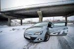 Opel Astra GTC: ���� ������������