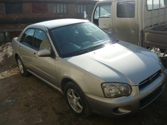 Первый рестайлинг Subaru Impreza, который преобразил ее спереди.