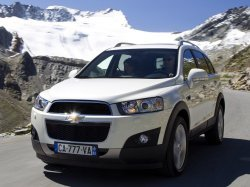 Chevrolet Captiva 2012: ���������� ����������!