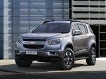 Chevrolet Trailblazer 2013: �� ��� ������!
