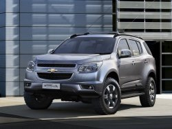 Chevrolet Trailblazer 2013: �� ��� ������!