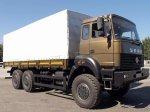 «Группа ГАЗ» представила новейший полноприводный грузовик Урал-5390