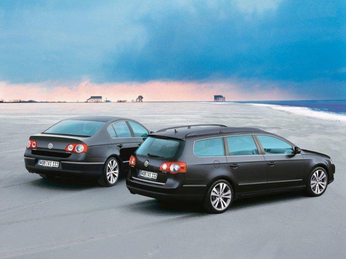 Тем, кто ценит в автомобиле вместимость и практичность посвящается универсал B6 Variant,...