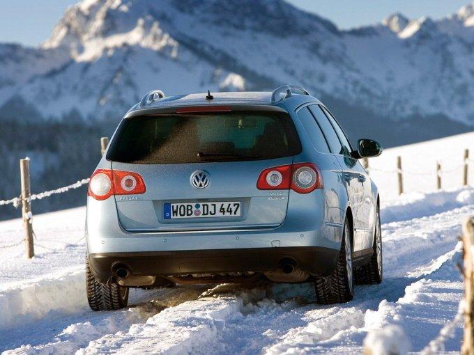 ..., а также позволит обуздать весенние и зимние дороги без особого экстрима