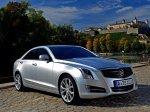 Cadillac ATS: С пометкой «Европа»