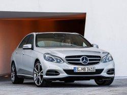 Mercedes-Benz E-Class W212 2013: Король и его новшества