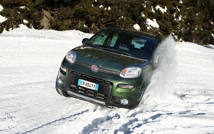 fiat panda 4x4 reviews