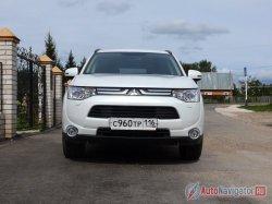 Mitsubishi Outlander: ����� ����������