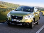 Suzuki SX4 2013: Изменившийся