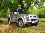 Suzuki Jimny: История про город и загород
