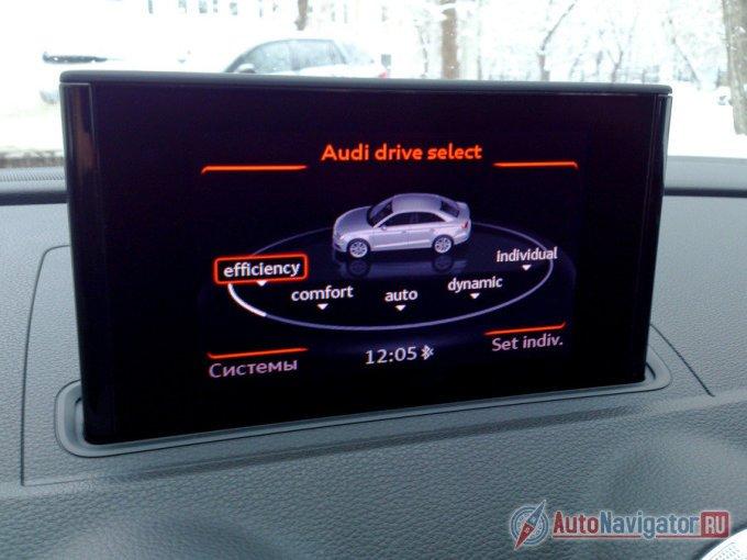 Drive select – это переключатель настроения, души и эмоций