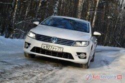 Volkswagen Passat CC: ��������������� ���� ��� ������������ �����?
