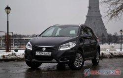 Suzuki SX4 New: ���������