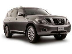 Nissan Patrol 2014 уже в салоне AVTERRA!