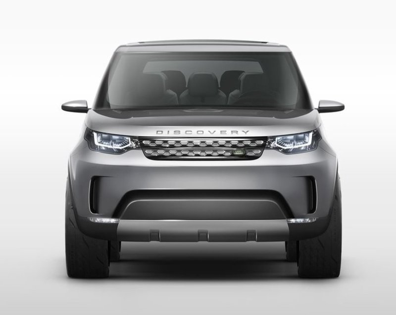 land rover концепт кар