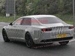 Седан Aston Martin Lagonda замечен на тестах