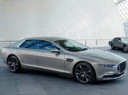 Aston Martin Lagonda — первое компьютерное фото