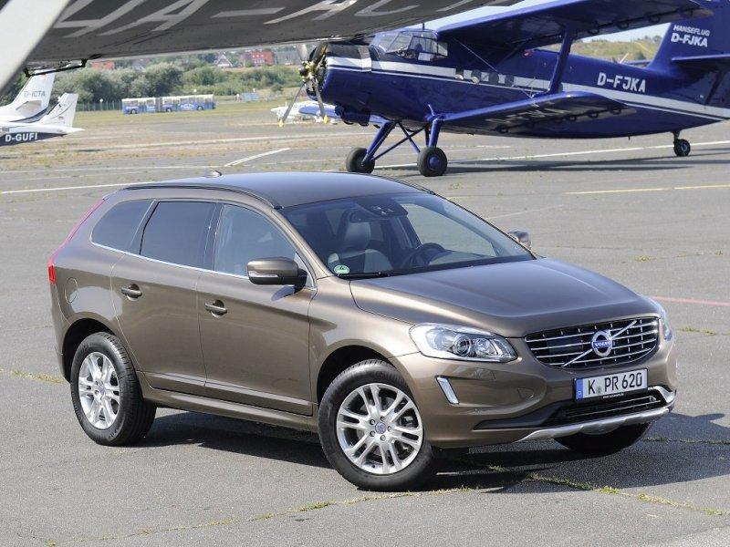 volvo xc60 1 поколения 2010 комплектации