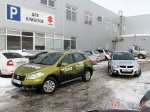 Suzuki SX4 New: Прогресс не стоит на месте