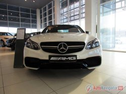 Mercedes-Benz E63 AMG 4Matic: ���������� ����������