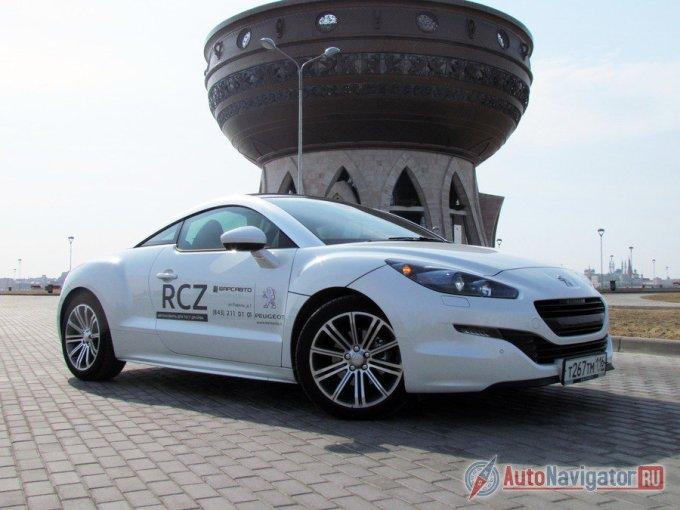 Peugeot RCZ – купе во всем смысле этого слова