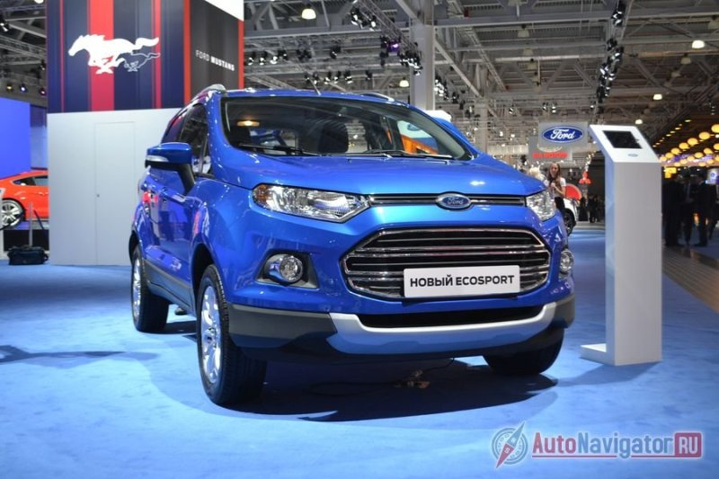 ford на ммас 2014