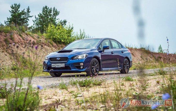 Бескомпромиссный Subaru WRX, а уж тем более WRX STi, случайные люди не покупают