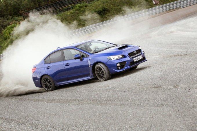 Для захватывающей езды нужен правильный транспорт, и японцы считают, что это новый Subaru WRX