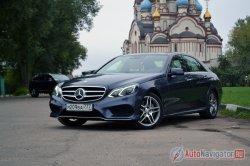 Mercedes-Benz E-Class: �� ����� �����