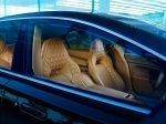 Aston Martin Lagonda — фотографии интерьера