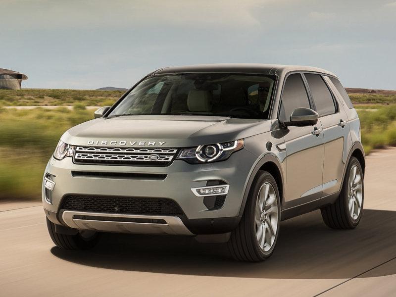 66a96beacd82 Тест-драйвы и обзоры Land Rover Discovery Sport (Лэнд Ровер ...