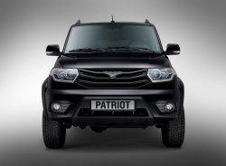 UAZ Patriot 2014: Грамотный рестайлинг
