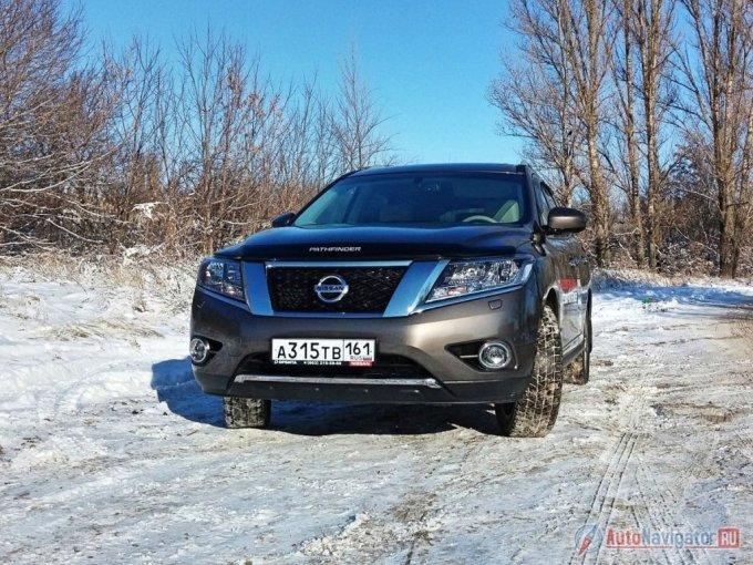 Третья генерация Pathfinder в РФ реализовывалась успешно, фирма Nissan надеется, что и новинку покупатели оценят по достоинству