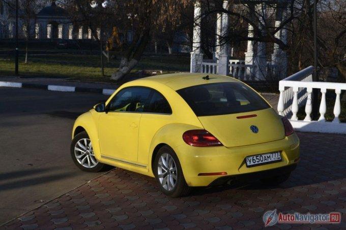 Volkswagen Beetle: Дело вкуса