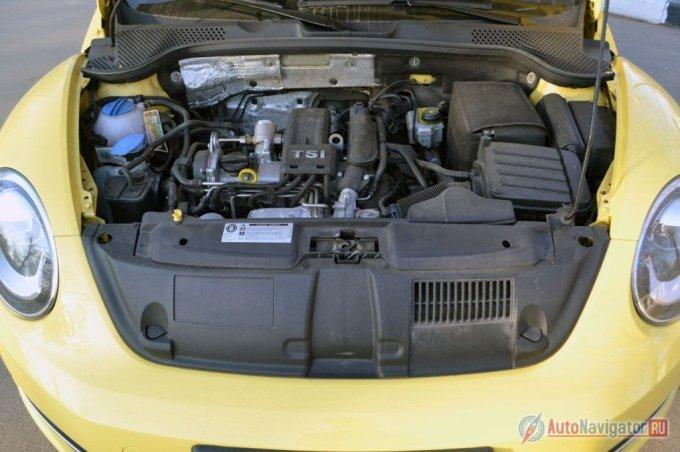 Под капотом стоит 1,2-литровый мотор. В плане объема такого количества воды не хватит человеку, чтобы утолить жажду в жаркий день